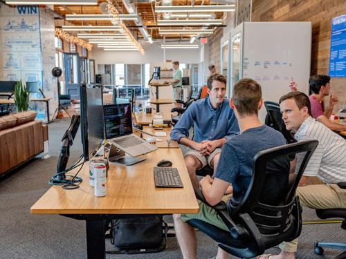 سرمایه گذاری بر یک استارتاپ متعالی-شرکت سپند